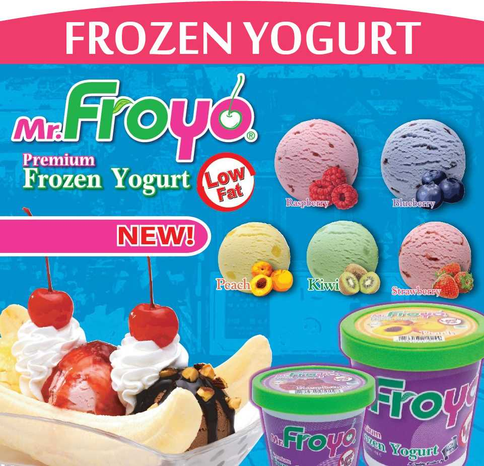Mr Froyo
